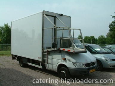 Catering Highloader Mercedes