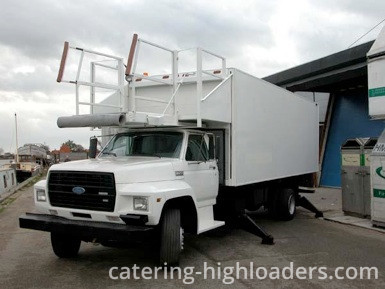 Catering Highloader Ford