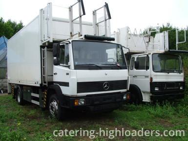 Catering Highloader Fullsize Mercedes