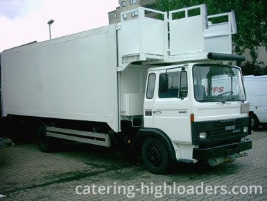 Catering Highloader sideview