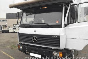 FFG Mercedes Catering Truck